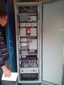 Обслуживание систем охранной сигнализации 1