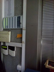 Обслуживание систем охранной сигнализации 2