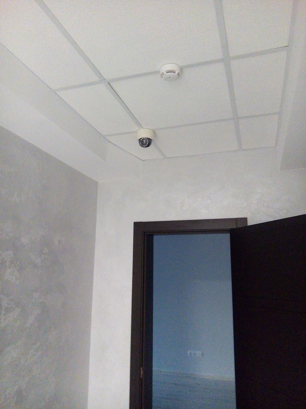 Беспроводная ip-камера wi-fi для систем видеонаблюдения