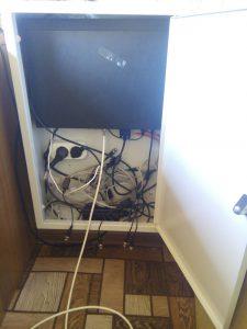 ремонт видеонаблюдения 1
