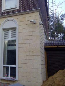Установка систем виденаблюдения 2