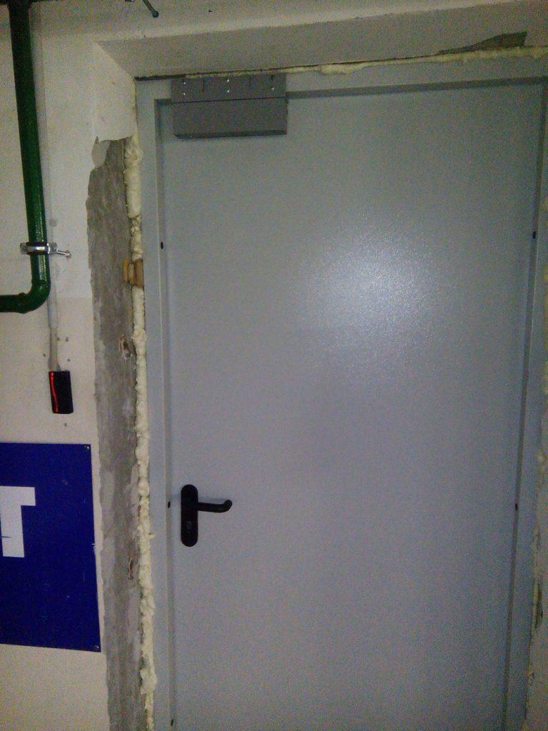 Установка контроля доступа Elsys2