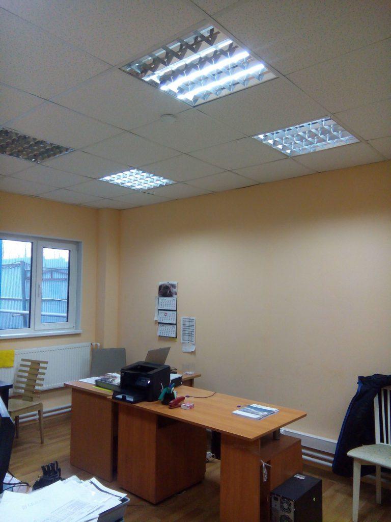 Установка охранной сигнализации в офисе4