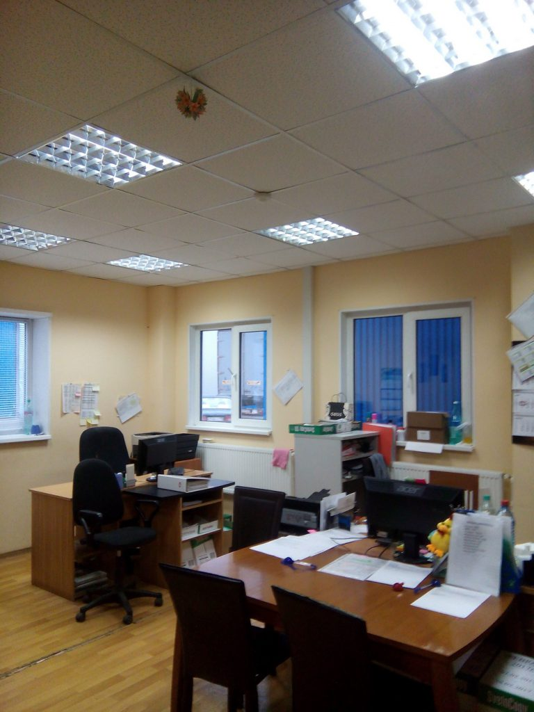 Установка охранной сигнализации в офисе5